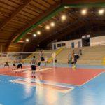 Pallavolo San Giustino: allenamento congiunto con Job Italia Città di Castello