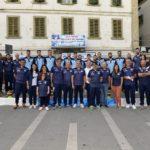 Pallavolo San Giustino: la presentazione della prima squadra
