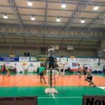 Pallavolo San Giustino conclude il settimo ciclo di preparazione atletica