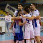Pallavolo San Giustino vince il match contro Krifi Caffè 4 Torri