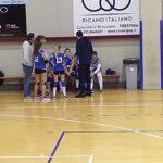 Pallavolo San Giustino Under 16 F: la partita contro Trestina Volley
