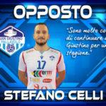 Pallavolo San Giustino: confermato Stefano Celli