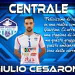 Pallavolo San Giustino: Giulio Cesaroni rimane anche per la prossima stagione