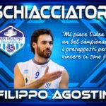 Pallavolo San Giustino: Filippo Agostini entra in squadra