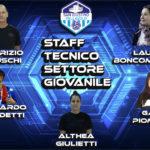 Pallavolo San Giustino: svelato il team tecnico del settore giovanile
