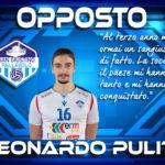 Pallavolo San Giustino: Leonardo Puliti confermato per il terzo anno consecutivo