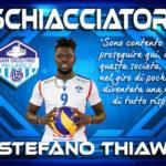 Pallavolo San Giustino conferma la presenza Stefano Thiaw