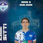 Pallavolo San Giustino: confermato Alessio Sitti