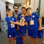 Pallavolo San Giustino: vittoria per la nostra under 12 m!