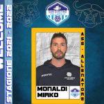 Pallavolo San Giustino: diamo il benvenuto al nuovo assistente allenatore Mirko Monaldi!