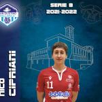 Nico Cipriani entra a far parte di ErmGroup Pallavolo San Giustino