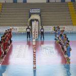 ErmGroup Pallavolo San Giustino perde in casa contro Sir Safety Monini