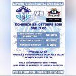 Primo appuntamento casalingo per i boys di ErmGroup Pallavolo San Giustino, domenica 24 ottobre